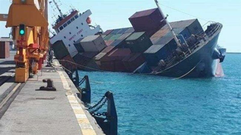 Iran ship sinks off Azerbaijan in Caspian Sea, crew rescued