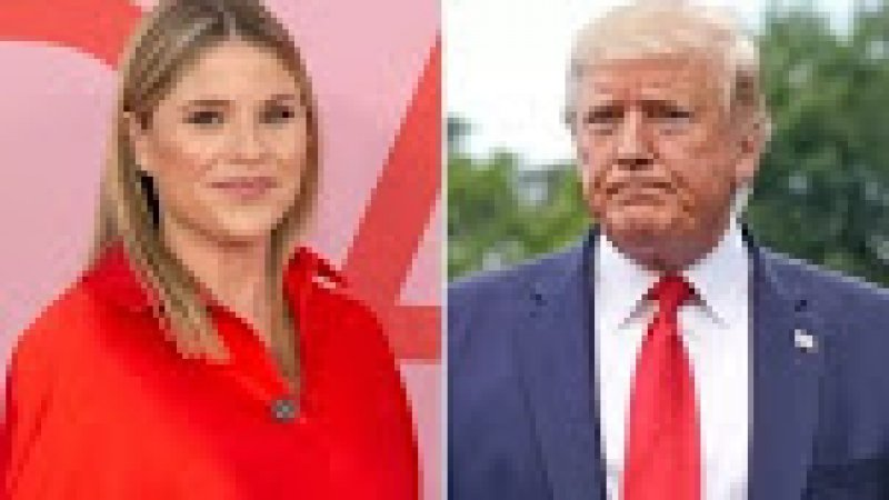 Jenna Bush Hager Says She 'Adores' Kids She Taught in Baltimore Amid Trump's Rant About the City