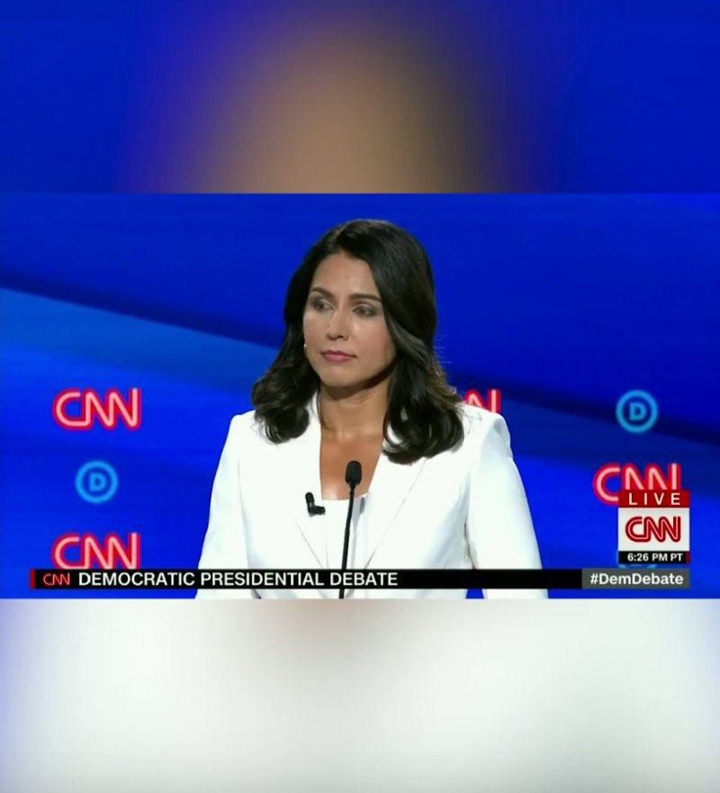 Was Tulsi Gabbard's Kamala Harris attack done by… Russia?