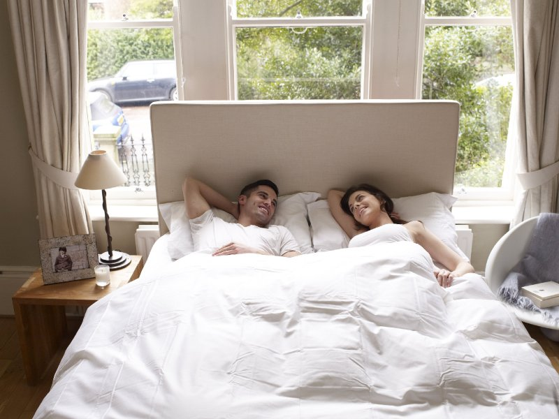 Why we're stuck on a particular side of the bed