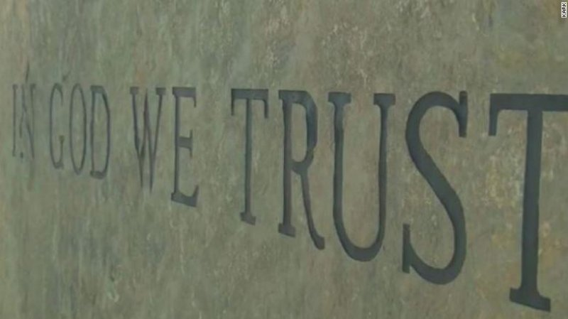 'In God We Trust' signs to greet Louisiana students in new school year