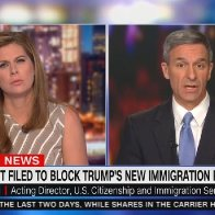 Ken Cuccinelli just took his racist interpretation of the Statue of Liberty poem to another level