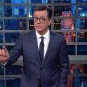Stephen Colbert Thoroughly Debunks Trump's 'Wild' Jeffrey Epstein Conspiracy Theory