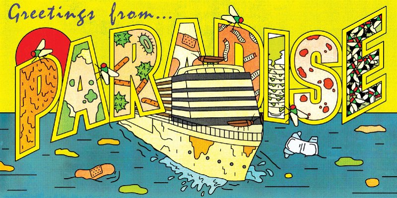 Cruise ship nightmare: After measles, norovirus outbreaks, why does anyone still set sail?