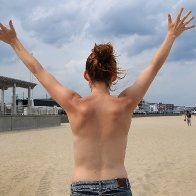 Women ask Supreme Court to toss topless ban: Why are rules different for men?
