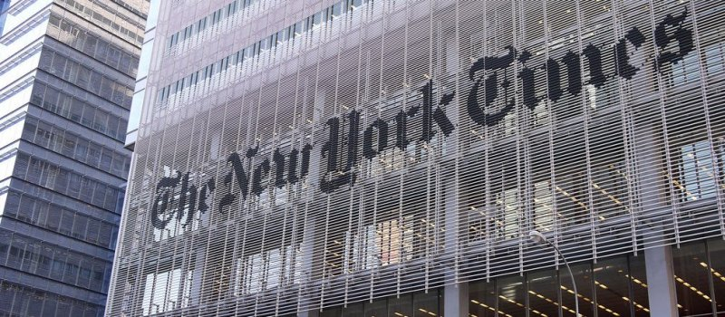 Conservatives are livid the New York Times is writing articles about slavery