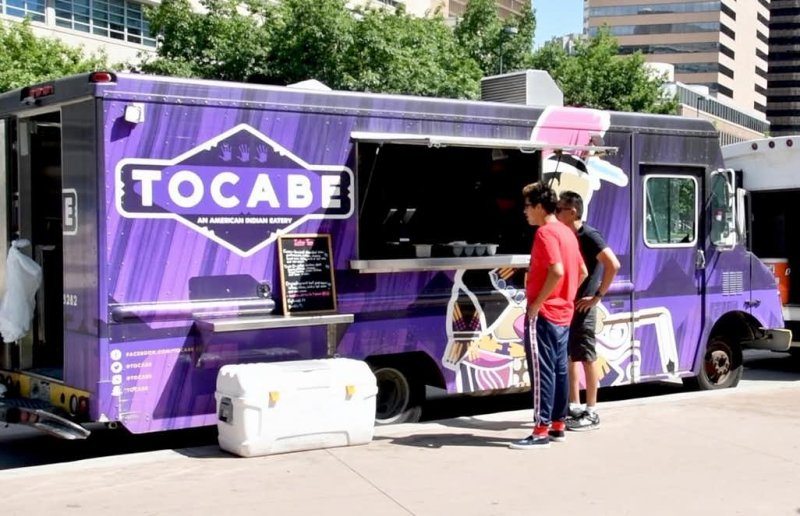 'Tocabe' brings its Native American cuisine to the road