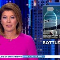 Airport kicks off plastic water bottle ban