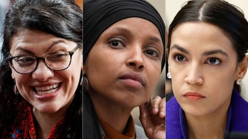 AOC, Omar, Tlaib Silent As Palestinians Outlaws LGBT Activity in West Bank