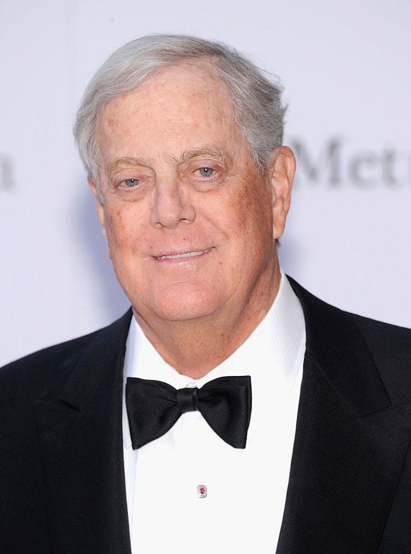 David Koch, the billionaire who reshaped American politics with this brother Charles, dies at 79