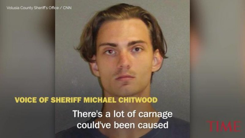 Florida Man Charged With Threatening a Mass Shooting After Allegedly Texting Ex-Girlfriend About 'a Good 100 Kills'
