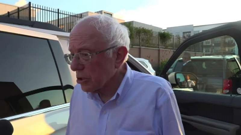 Bernie Sanders calls for eliminating all medical debt at South Carolina event