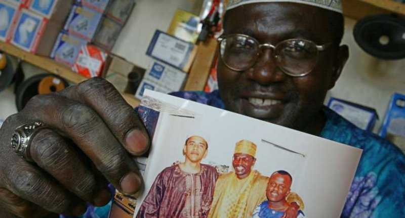 Malik Obama, Brother of Barack, Floats Run for Congress Against Ilhan Omar