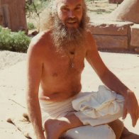 Ram Dass is ready to die.