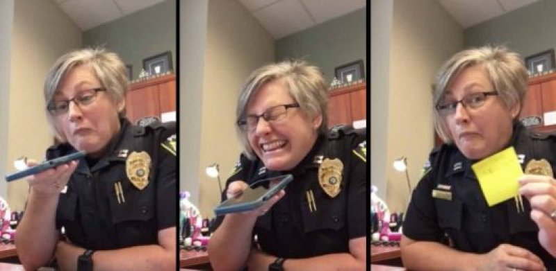 Listen to Police Captain's Amusing Conversation With Phone Scammers Threatening to Arrest Her