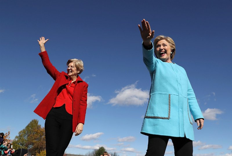 Warren and Clinton talk behind the scenes as 2020 race intensifies Analysis: Neither camp wants to talk about it, but the two women have recently grown closer.
