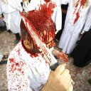 Shia Muslims Celebrate Ashura (WARNING: Some people may find photos to be upsetting)