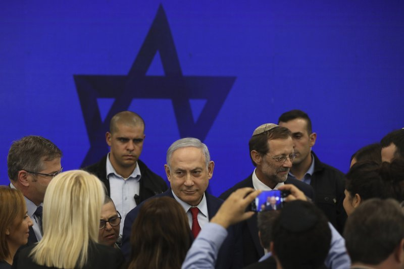 Israel's Prime Minister Vows to Begin Annexing West Bank if He Wins Next Week's Election