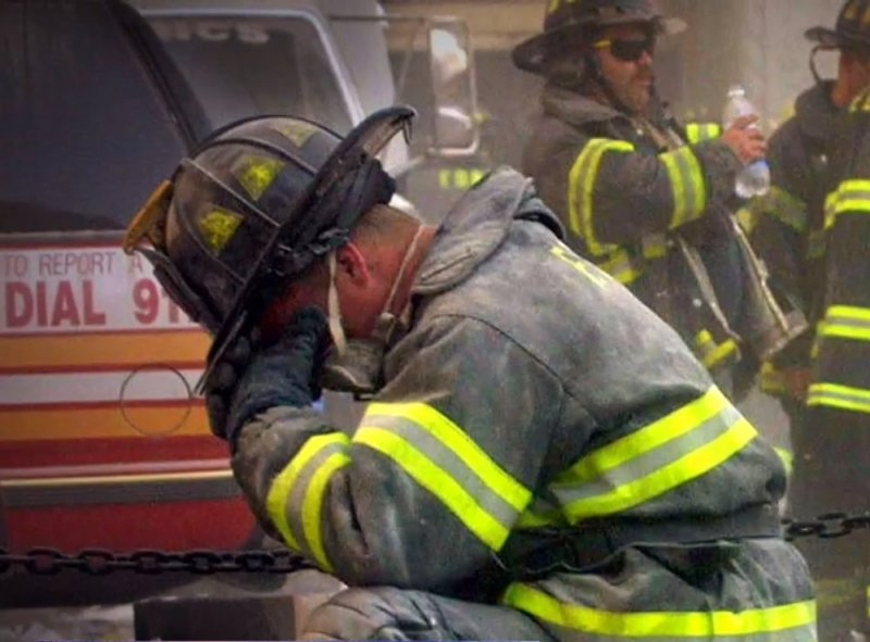 18 years after 9/11, thousands of first responders still struggle with health issues