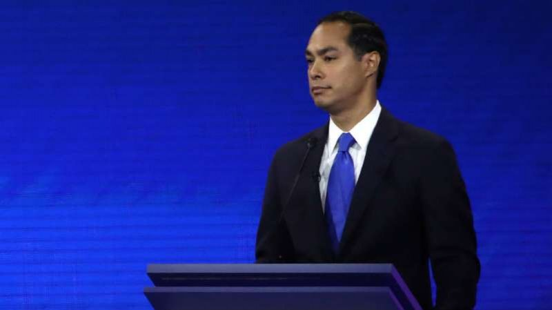 Castro on feisty Biden exchange: 'I wasn't taking a shot at his age'
