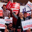 Trump Appeals To Hispanic Voters During New Mexico Rally: 'We Love Our Hispanics'