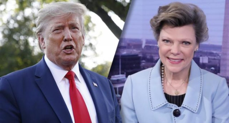 Trump says Cokie Roberts 'never treated me nicely' but 'was a professional'