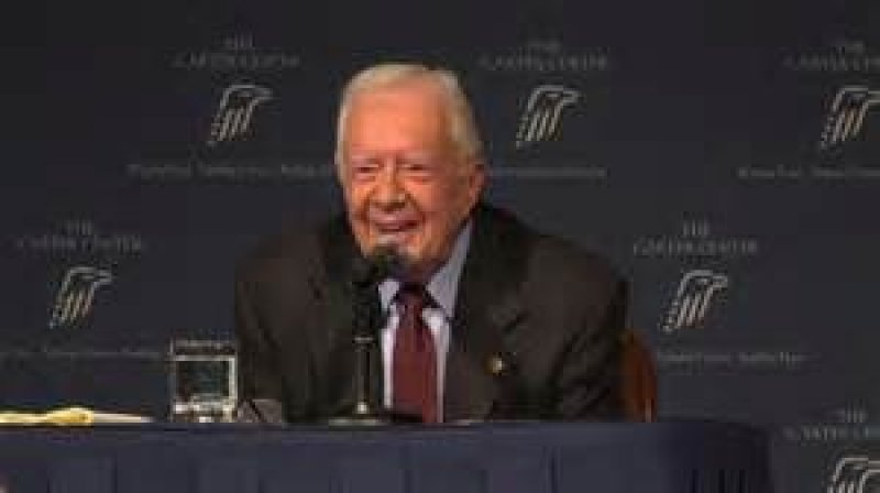 Jimmy Carter Says Age 80 Would Have Been Too Old To Be President