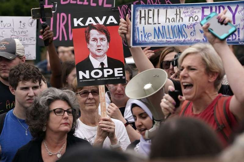 Why They'll Never Stop Targeting Kavanaugh