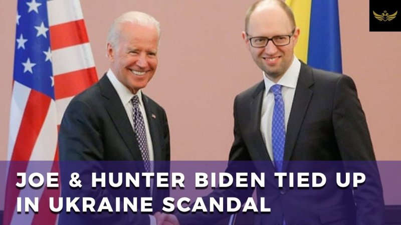 Joe Biden Brags about Getting the Ukranian prosecutor who was investigating his son fired.