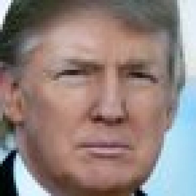 Donald Trump vs. the United States of America