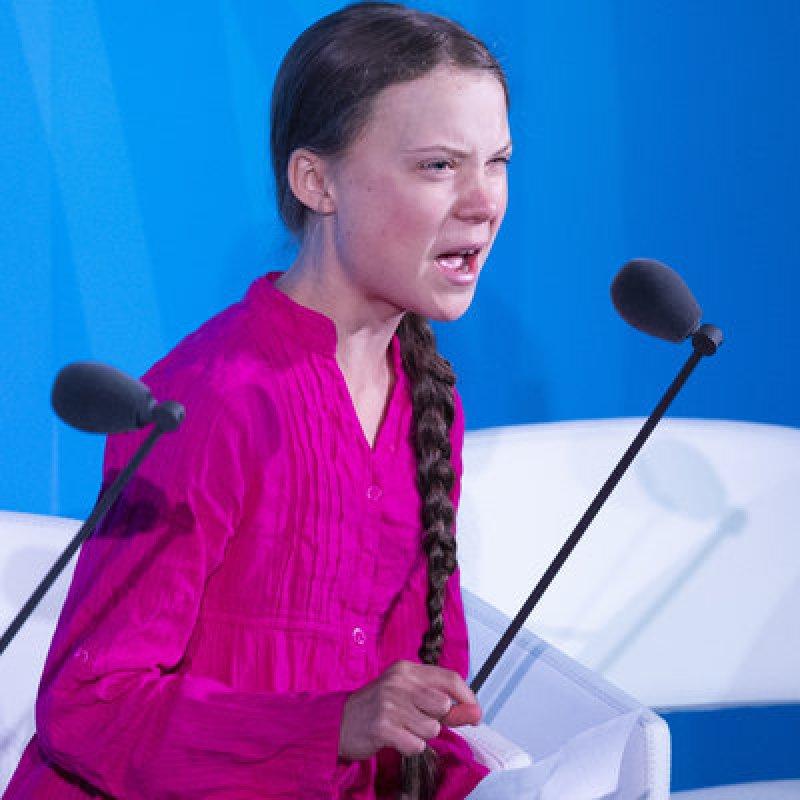 Transcript Of Greta Thunberg's Speech To The U.N. On Climate Change