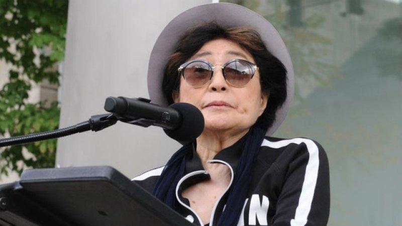 Yoko Ono project seeks to chronicle 'harm done' to women worldwide