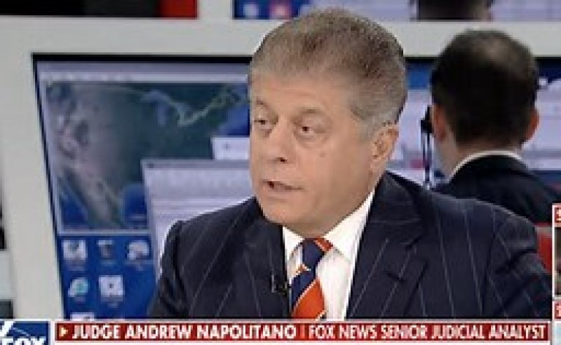 Fox News' Judge Napolitano: What Trump has admitted to regarding contact with Ukraine is a crime