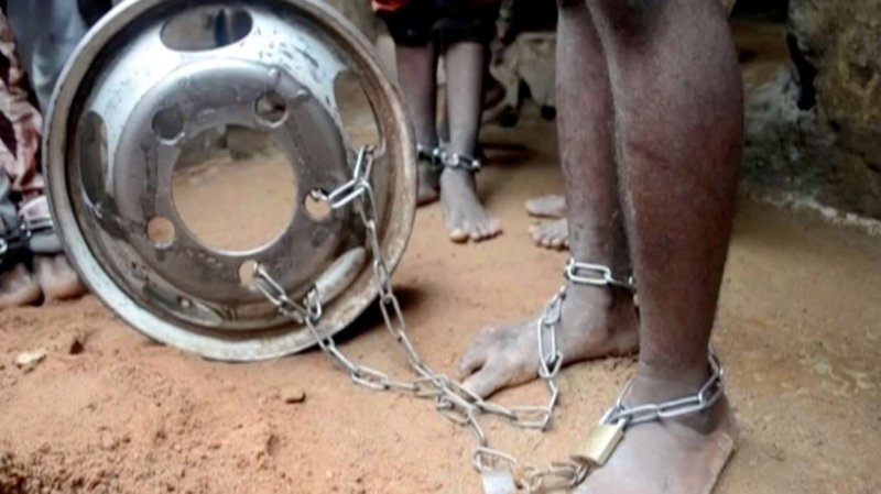 'Used and dehumanized': Dozens of boys found chained in Nigeria