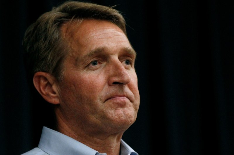 Jeff Flake: Fellow Republicans, there's still time to save your souls