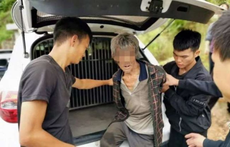 Drones scout out fugitive found living in cave after 17 years on the run in China
