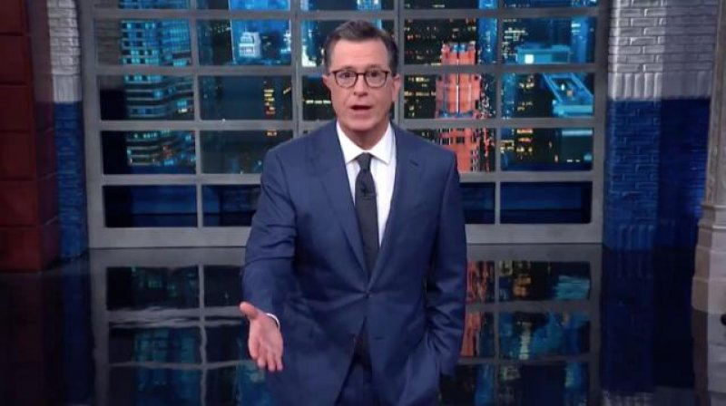 Stephen Colbert Knows Why Trump Keeps Admitting His Crimes in Public
