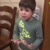 'You have no idea how difficult their lives are!' Boy rebukes his family for killing a mouse