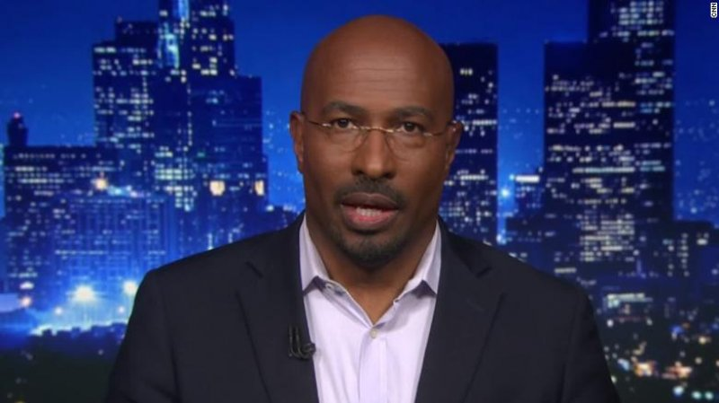 Fact check: Trump tells elaborate false story about Van Jones apologizing to him