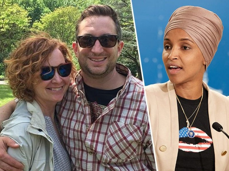 Rep. Ilhan Omar files for divorce