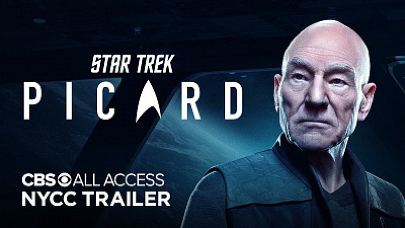 Star Trek: Picard - Second Trailer