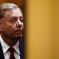 The Humiliation Of Lindsey Graham
