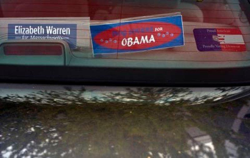 Trump supporter waves gun at woman after seeing her Elizabeth Warren bumper sticker, police say