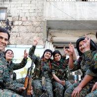 Man, Trump Really Hates the Kurds