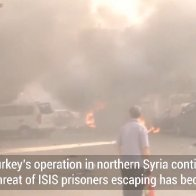 Fox News: Hundreds of ISIS supporters escape camp in Syria as Turkish troops approach