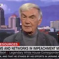 Veteran journalist Sam Donaldson: Trump's rabid followers will never get their 'white Christian country' back