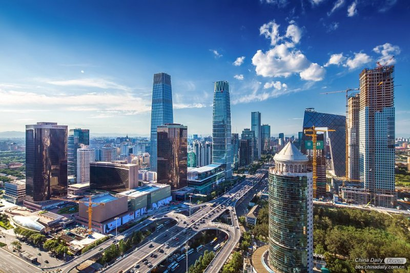 Beijing, Shanghai in world's top 10 wealthiest cities