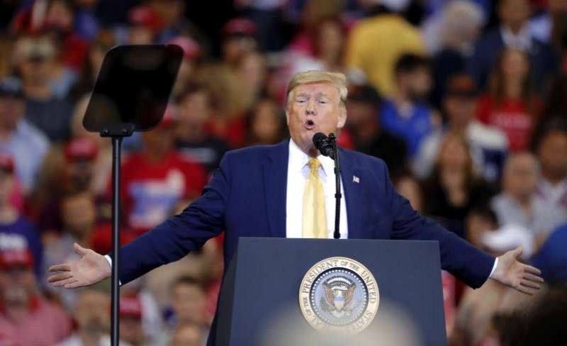 Presidential election model that got it wrong once in 40 years predicts Trump 2020 win