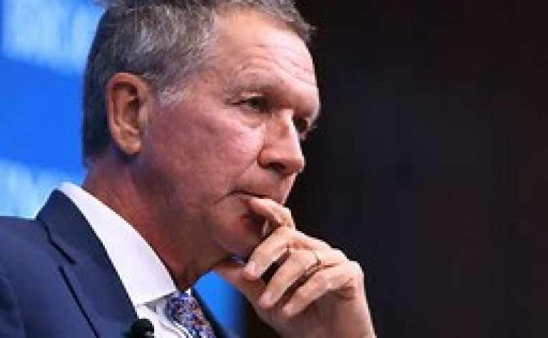John Kasich: House should impeach Trump for abuse of power