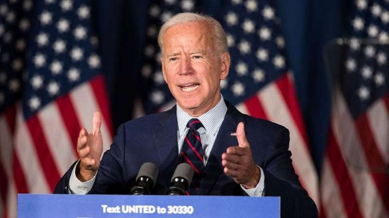 Biden seeks to fundraise off fact he's running out of money